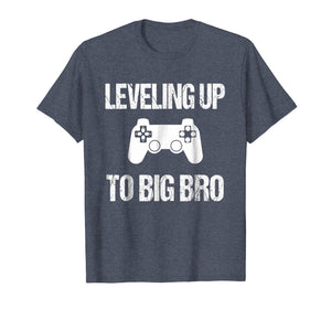 Big Brother Announcement Shirt - Tshirt for Brother to Be