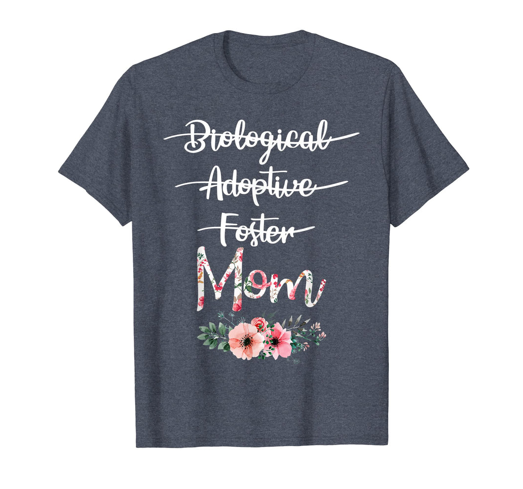 Adoptive Mom shirt Gift for Foster Mothers on Adoption Day