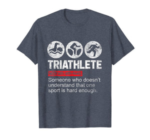Triathlete Triathlon T-Shirt