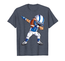 Load image into Gallery viewer, Dabbing Football T shirt Kids Boys Men Dab Dance Funny Gifts