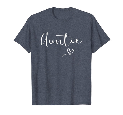 Auntie Christmas Gift For Aunty Aunt Women Birthday T-Shirt-400414