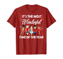 Load image into Gallery viewer, The Nutcracker Ballet Christmas Dance  T-Shirt