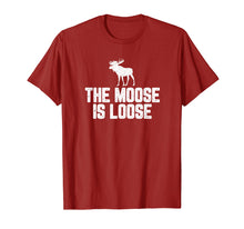 Load image into Gallery viewer, The Moose Is Loose Vintage Shirt