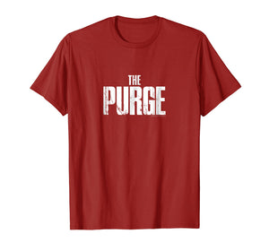 The Purge Logo Standard T-Shirt