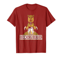 Load image into Gallery viewer, BELCHING BEAVER BREWERY LOGO Tshirt