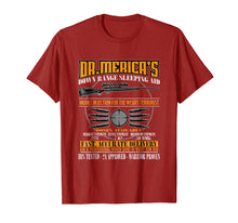 Load image into Gallery viewer, Dr. Merica American Warrior Patriot Military Gift T-Shirt