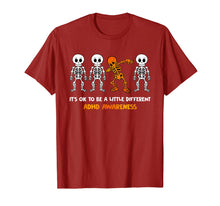 Load image into Gallery viewer, It's OK To Be Little Different ADHD Awareness T-Shirt