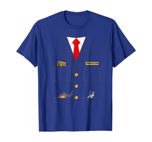 Train Conductor Shirt Costume | Adults | Kids