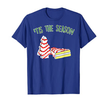 Load image into Gallery viewer, The Season Little Christmas Tree Snack Cake T-Shirt