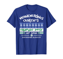 Load image into Gallery viewer, Wandering Oaken's Trading Post And Sauna T-Shirt
