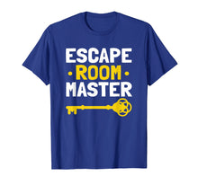 Load image into Gallery viewer, Escape Room T Shirt Escape Room Master
