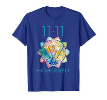 Load image into Gallery viewer, Twin Flame Soul Mate 11:11 Higher Self Tee Shirt TShirts