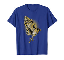 Load image into Gallery viewer, Rosary Praying Hands Shirt