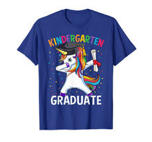 Load image into Gallery viewer, Dabbing Unicorn Kindergarten Graduation 2019 Gift T-Shirt