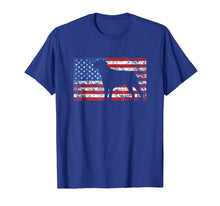 Load image into Gallery viewer, American Flag Rottweiler Dog Shirt 4th of July USA Gift