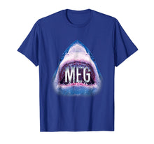 Load image into Gallery viewer, Meg Megalodon Shark Lover Gift T-Shirt