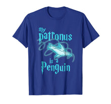 Load image into Gallery viewer, My Patronus Is A Penguin Cute Funny Animal Lover T-Shirt