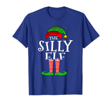 Load image into Gallery viewer, The Silly Elf Matching Family Pajama top Christmas Gift T-Shirt