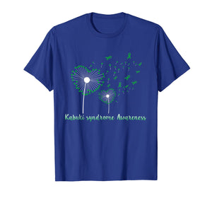 Kabuki Syndrome Awareness Dandelion T-Shirt