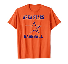 Load image into Gallery viewer, Area Stars Baseball Baseball T-Shirt