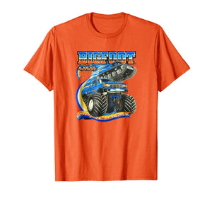 BIGFOOT Fastrax & 80s BIGFOOT T-Shirt (Color Options 2)