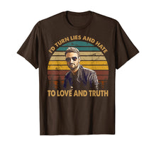 Load image into Gallery viewer, Vintage Retro Eric tshirt Church Funny Love Musician Gifts T-Shirt