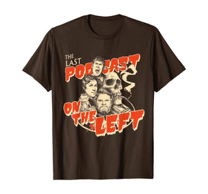 TUTUL The Last Podcast on the Left 2018 2019 ,S14 T-Shirt