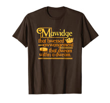 Load image into Gallery viewer, Princess Bride Mawidge Speech T-Shirt