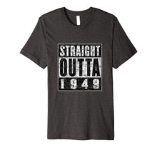 Load image into Gallery viewer, 1949 - 70th Birthday Shirt - 70 Years Old Design Premium T-Shirt