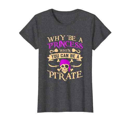 Womens Funny Pirate Freebooter Buccaneer Caribbean Adventure Shirt