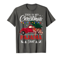 Load image into Gallery viewer, This Is My Christmas Pajama Shirt Golden Retriever   T-Shirt