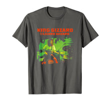 Load image into Gallery viewer, king gizzard and the lizard wizard shirt T-Shirt