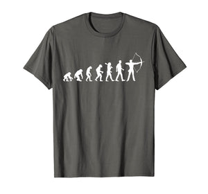 The Evolution of Archery - T Shirt