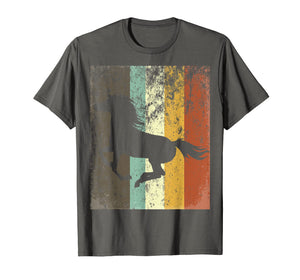 Retro Vintage Horse Lover Gift T-Shirt | Horseback Riding
