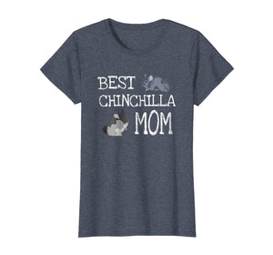 Best Chinchilla Mom Shirt