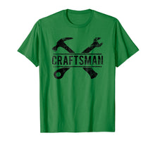 Load image into Gallery viewer, Craftsman Humor Distressed Funny Artist T-Shirt