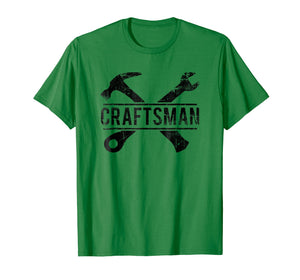 Craftsman Humor Distressed Funny Artist T-Shirt