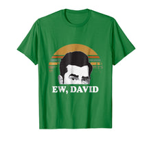 Load image into Gallery viewer, Oh My God Ew-David-Lover Christmas Vintage Funny Shirt Gift