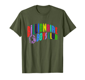Billionaires Boy Clubs Rich T Shirt and Gift