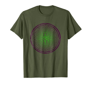 Celtic Knot T-Shirt Eternal Protection Shield