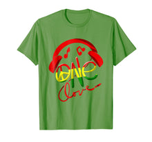 Load image into Gallery viewer, Jamaica One Love Reggae Caribbean Music Pride Flag T-shirt