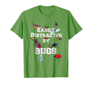 Bugs and Insect Shirt for Anyone who Loves Bugs and Beetles