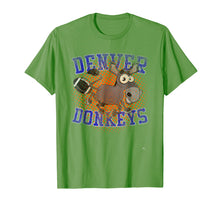 Load image into Gallery viewer, Denver Donkeys Football T-shirt