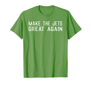 Make The Jets Great Again Tshirt New York Football Gift Fan