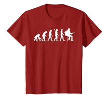 Load image into Gallery viewer, Acoustic Guitar Evolution T-Shirt Funny Orchestra Cool Gift