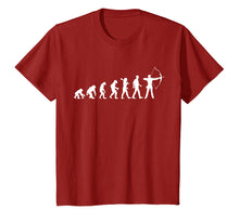 Load image into Gallery viewer, The Evolution of Archery - T Shirt