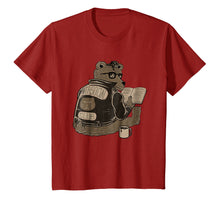 Load image into Gallery viewer, Anti Social Club Introverts Tshirt | Funny Bear Gift