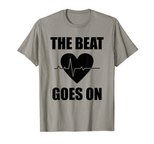 Load image into Gallery viewer, Open Heart Surgery T Shirt Funny Survivor Post Recovery Gift