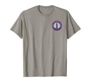 Army National Guard Military Veteran State Morale T-Shirt