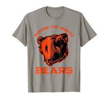 Load image into Gallery viewer, Chicago Reppin The North 2018 Bears Champions Shirt Gifts